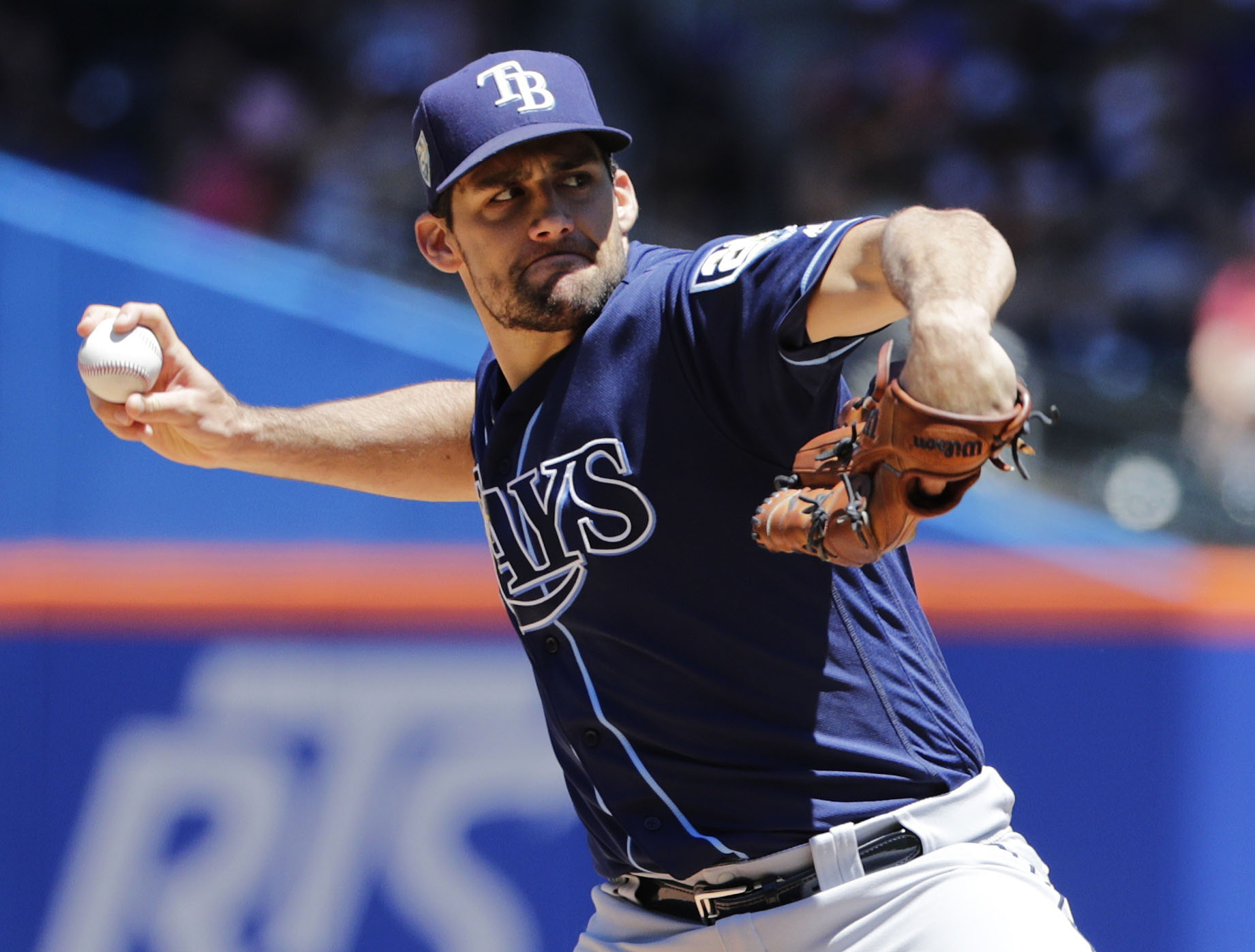 MLB: Snag Odor and Eovaldi