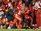Dose: Hill Shines for Chiefs