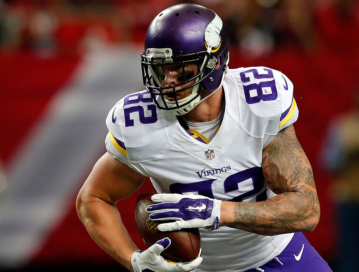 Must Have: Kyle Rudolph