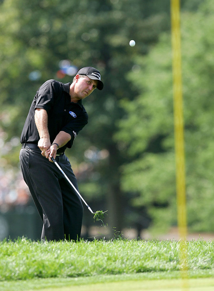 2005: Phil Mickelson