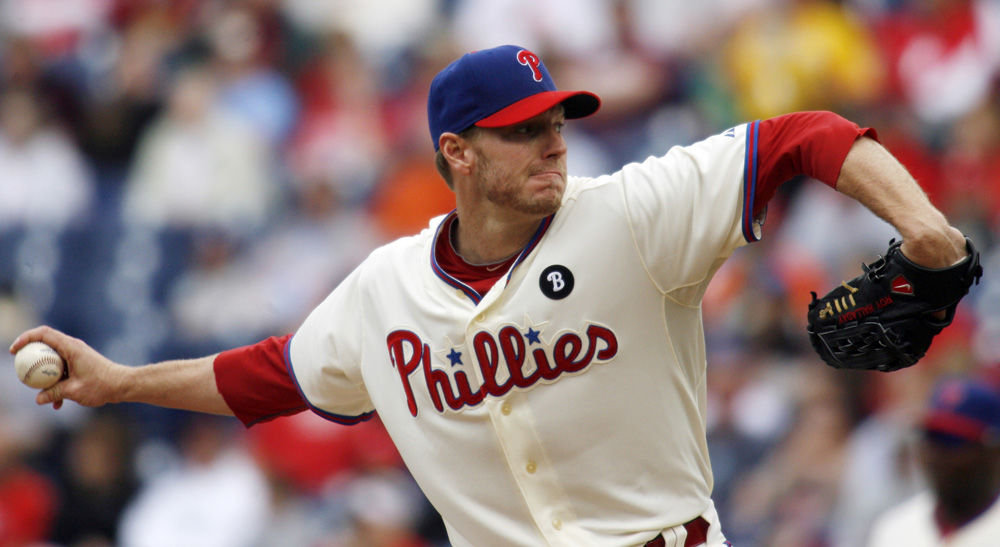 Roy Halladay, Phillies, April 30 (2nd)