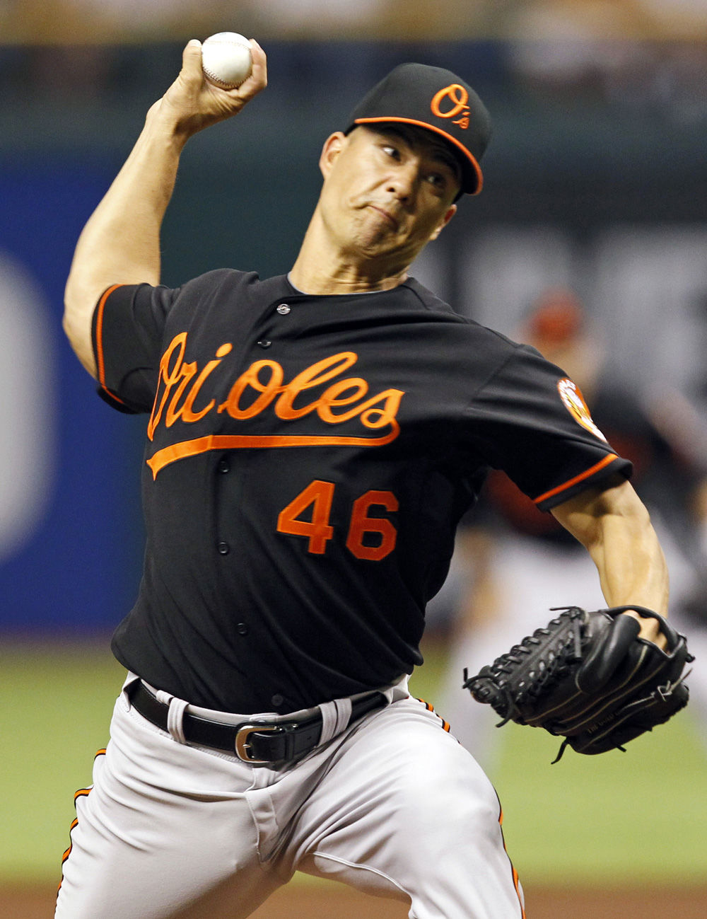 Jeremy Guthrie, Orioles, May 13