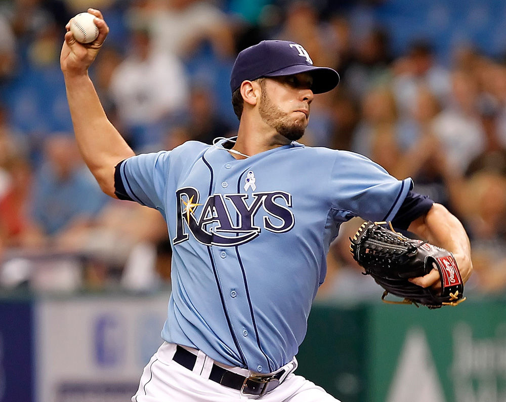 James Shields, Rays, June 19 (5th)