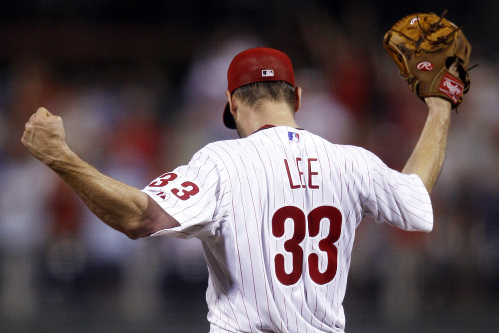 Cliff Lee, Phillies, June 28 (4th)