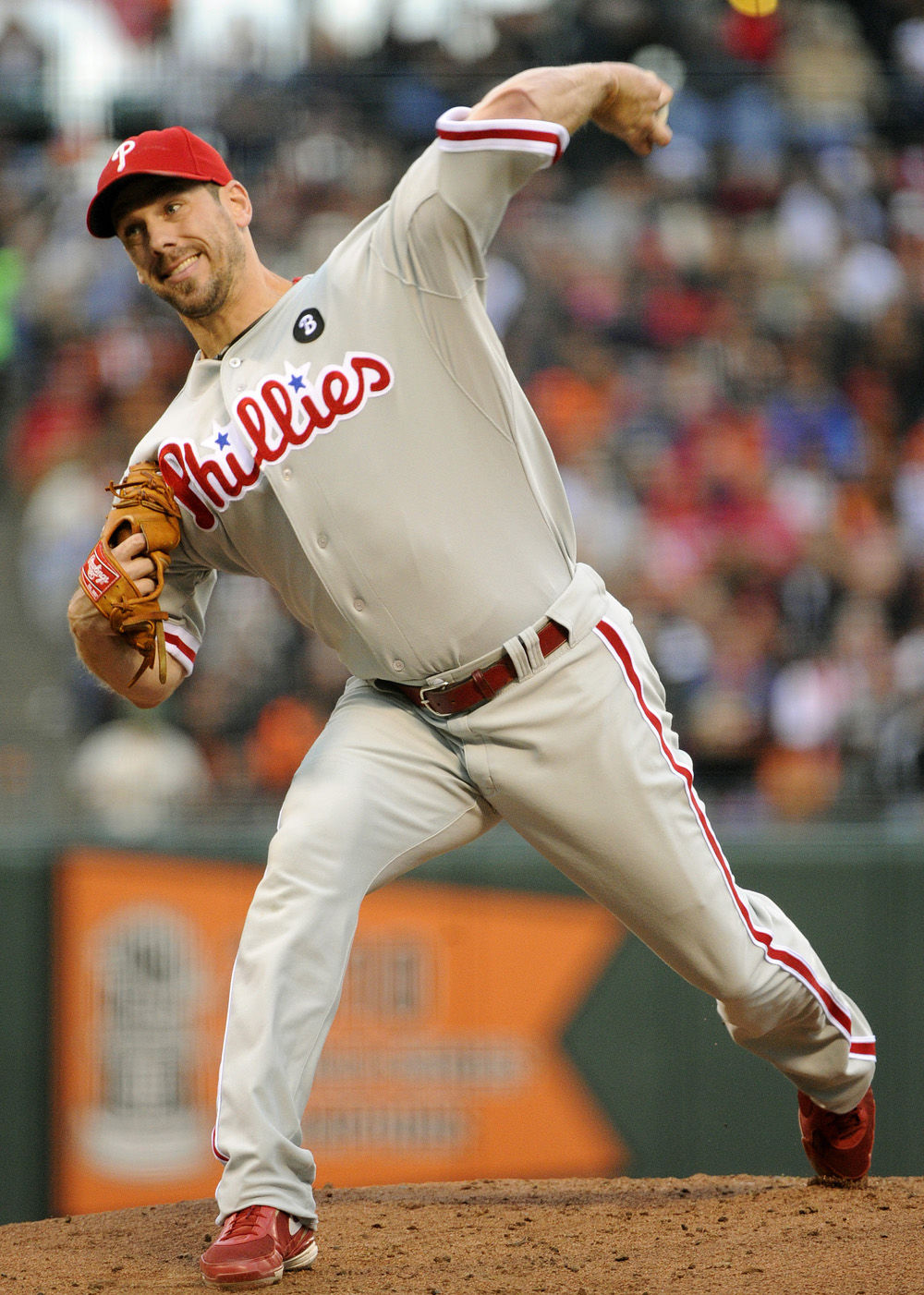 Cliff Lee, Phillies, Aug. 4 (5th)