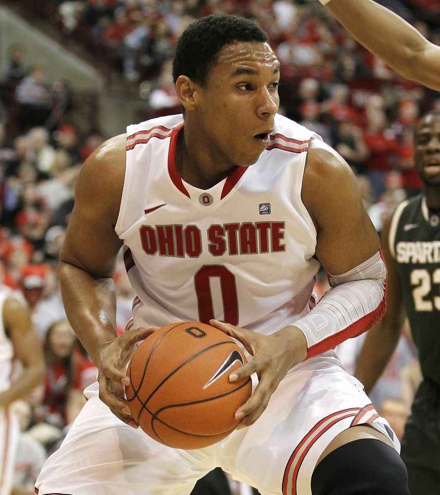 First team: <br>Jared Sullinger, Ohio State