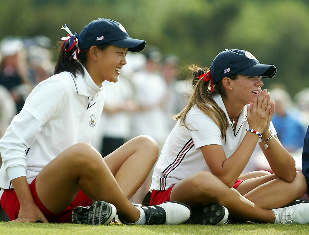 2004: Curtis Cup