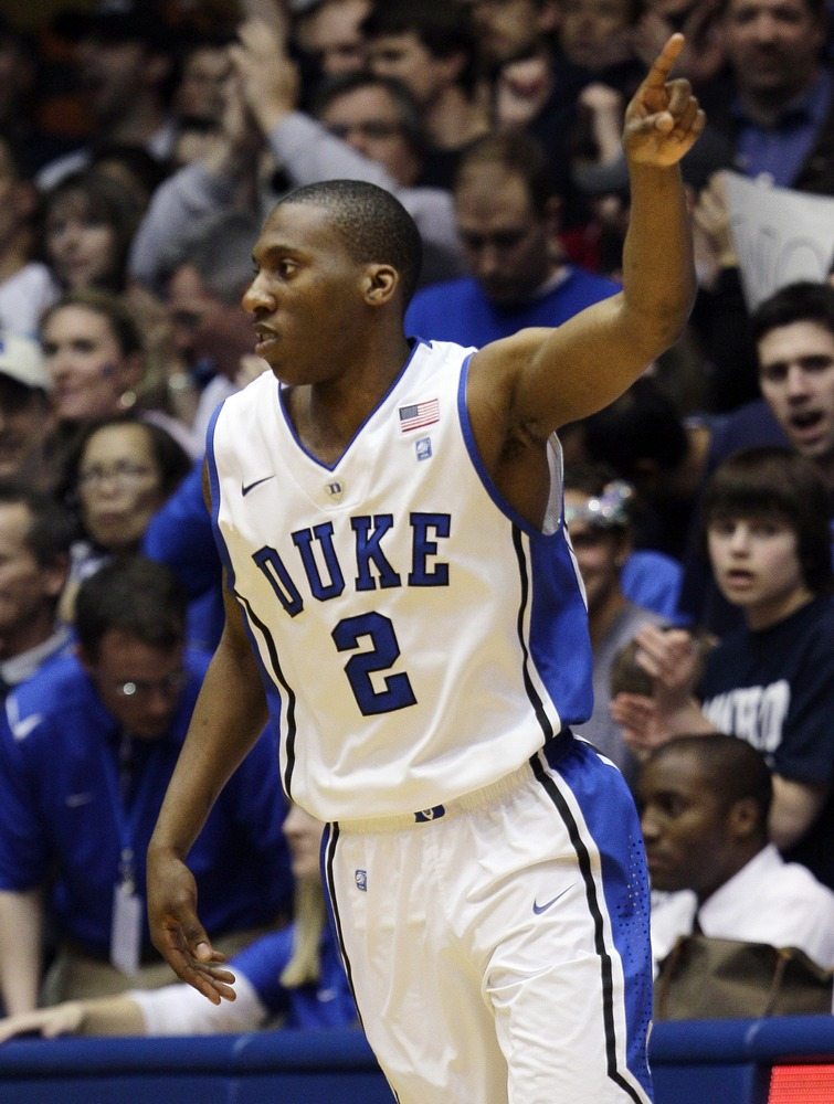 Player of the Year: <br>Nolan Smith, Duke
