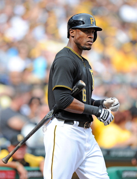 Starling Marte, Pittsburgh Pirates, 25