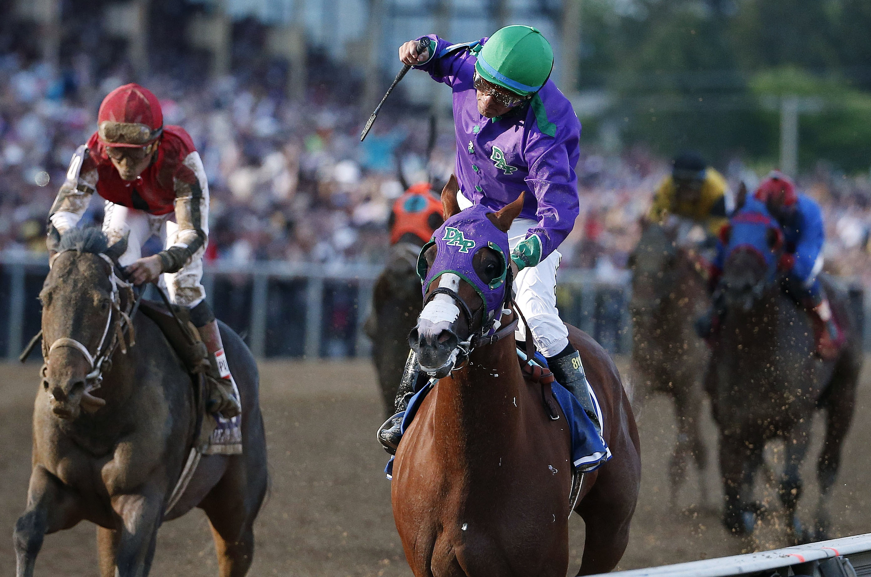 2014: California Chrome