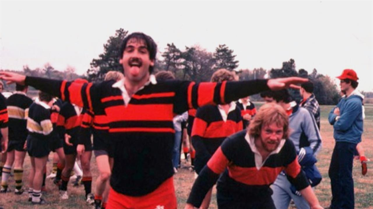 Mark Cuban flashes back to his rugby days | NBC Sports