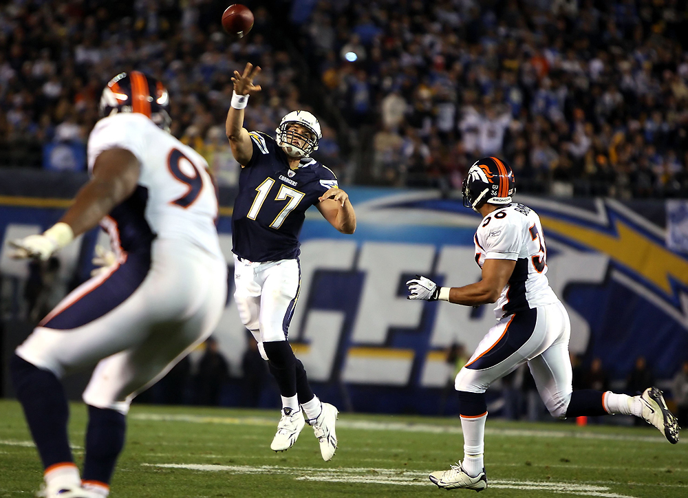 5. Broncos vs. Chargers