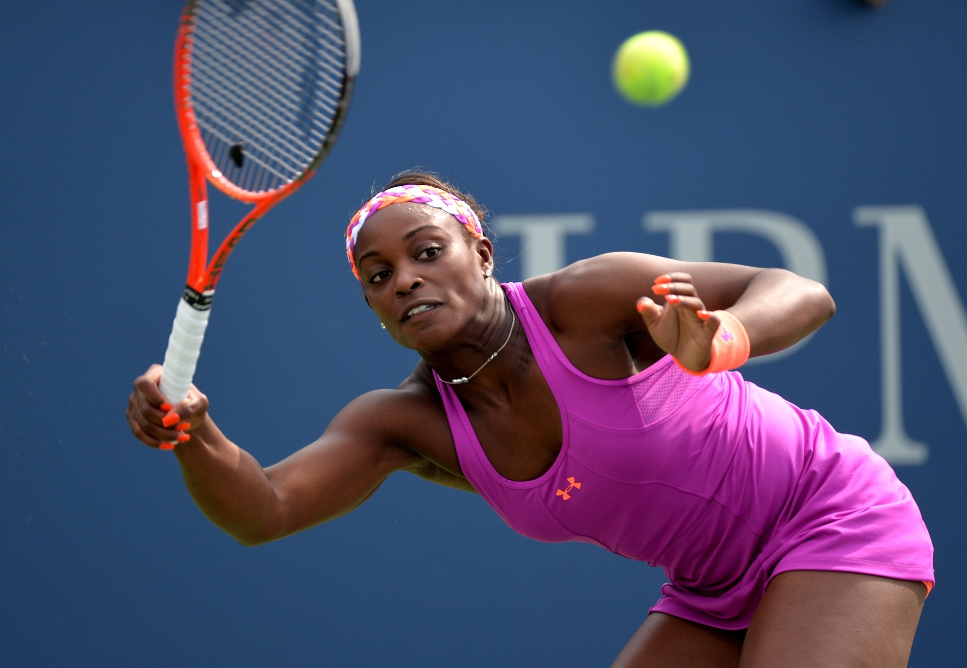 Stephens advances past first round