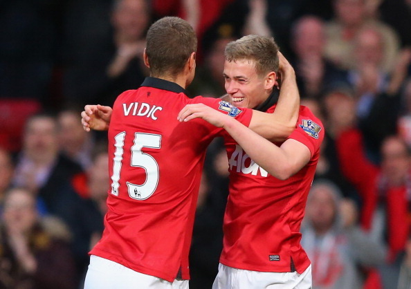 Manchester United 3, Hull City 1