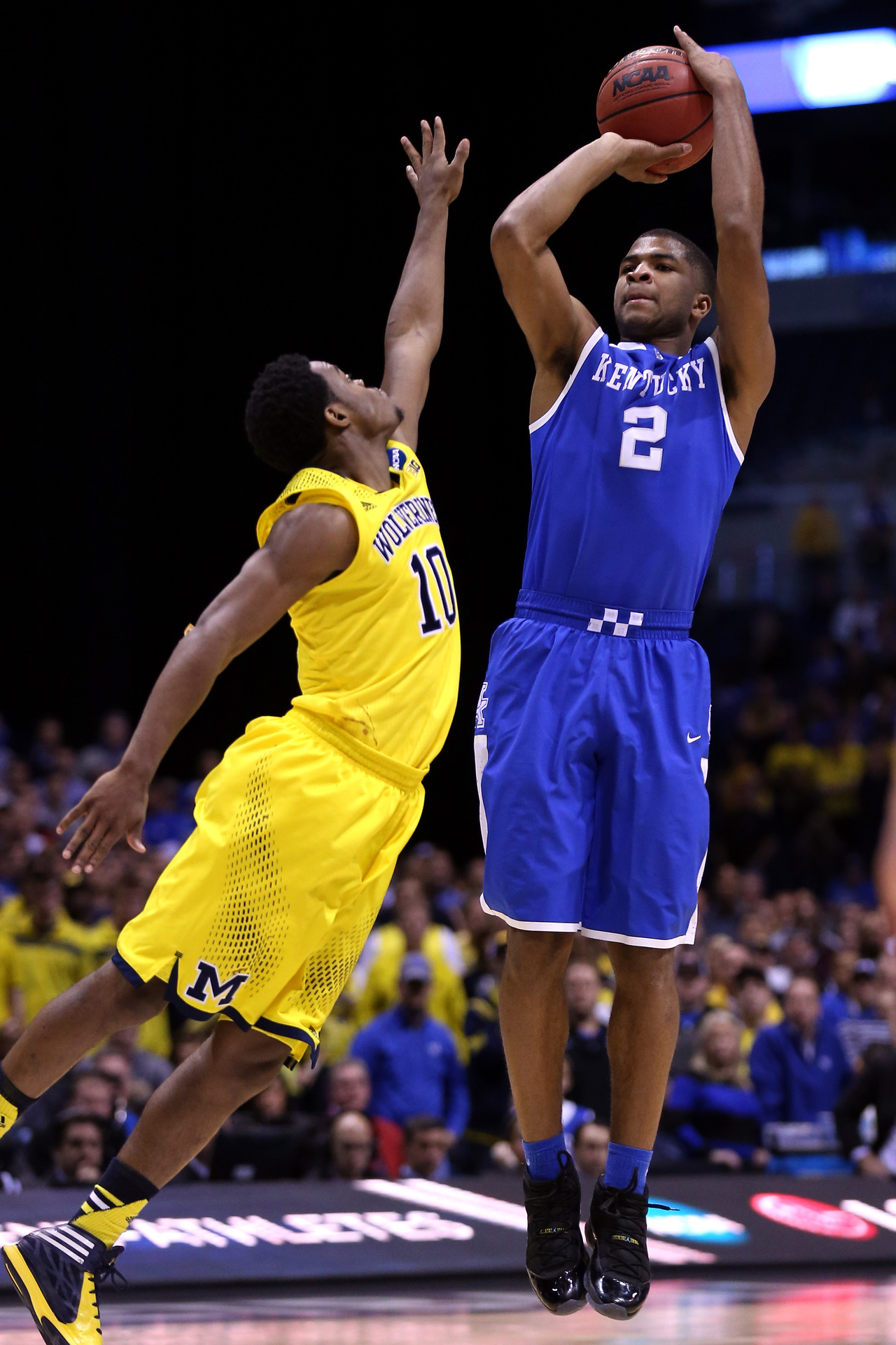 Aaron Harrison, Kentucky Wildcats