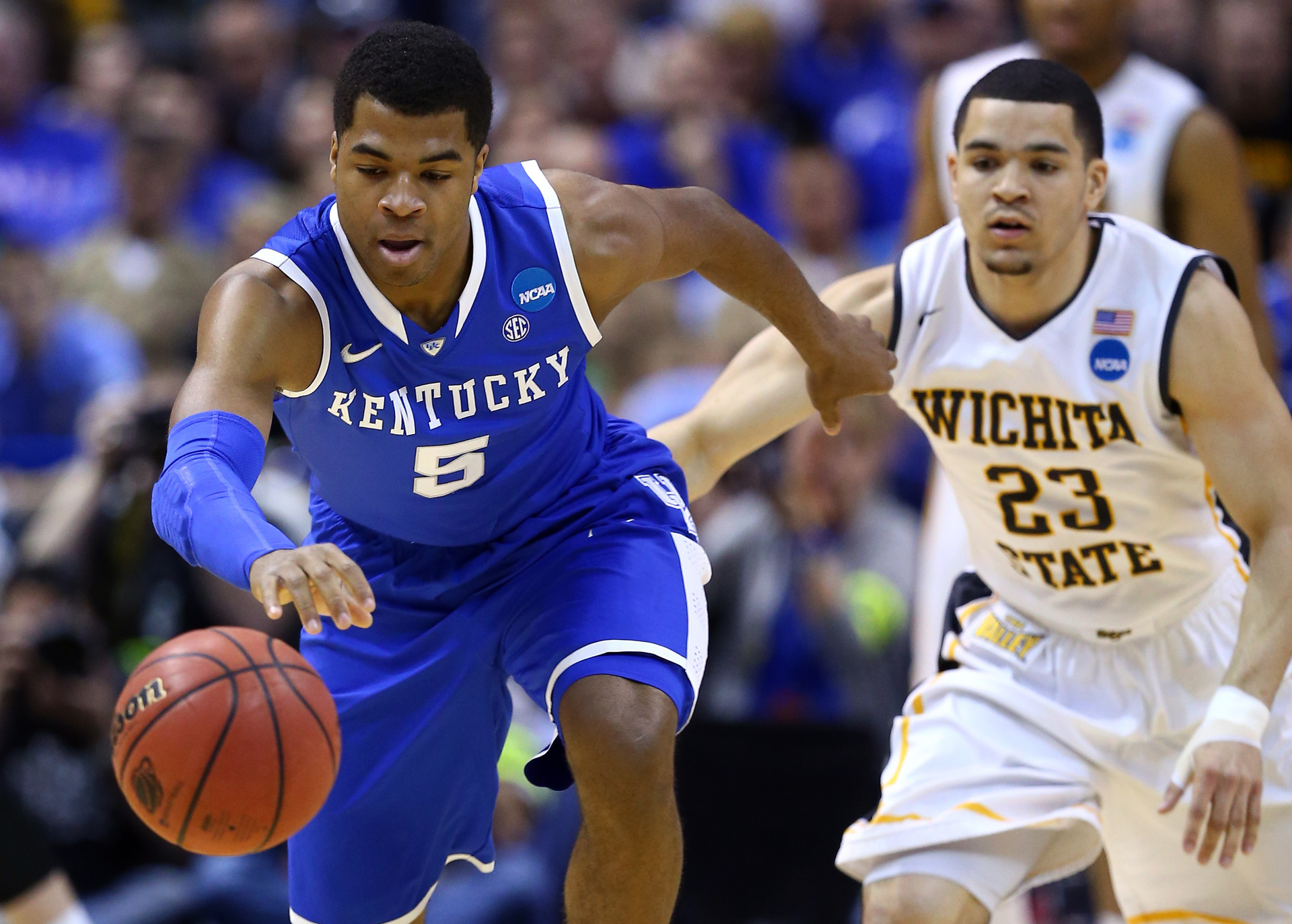 Andrew Harrison, Kentucky Wildcats