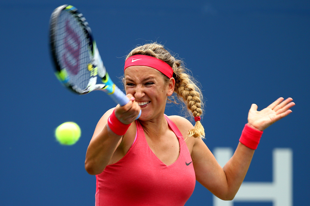 Azarenka comes from behind to advance
