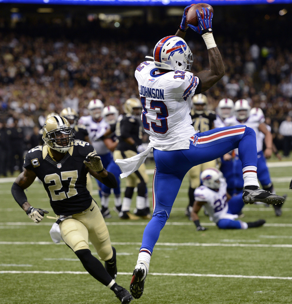 Saints 35, Bills 17