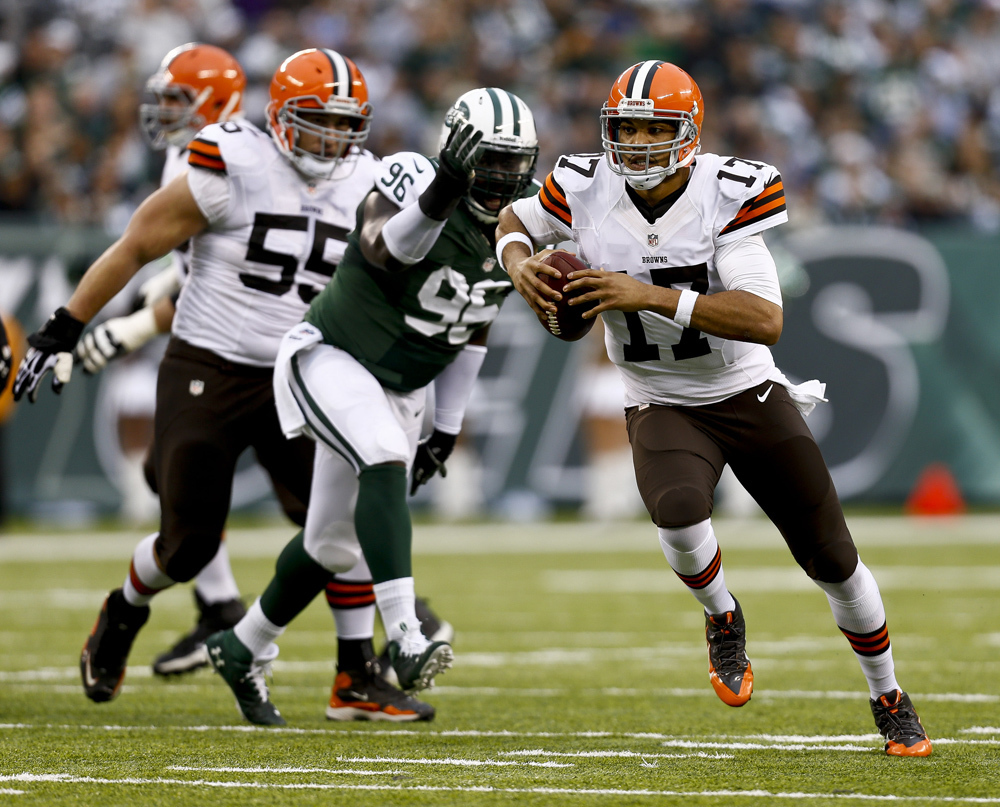 Jets 24, Browns 13