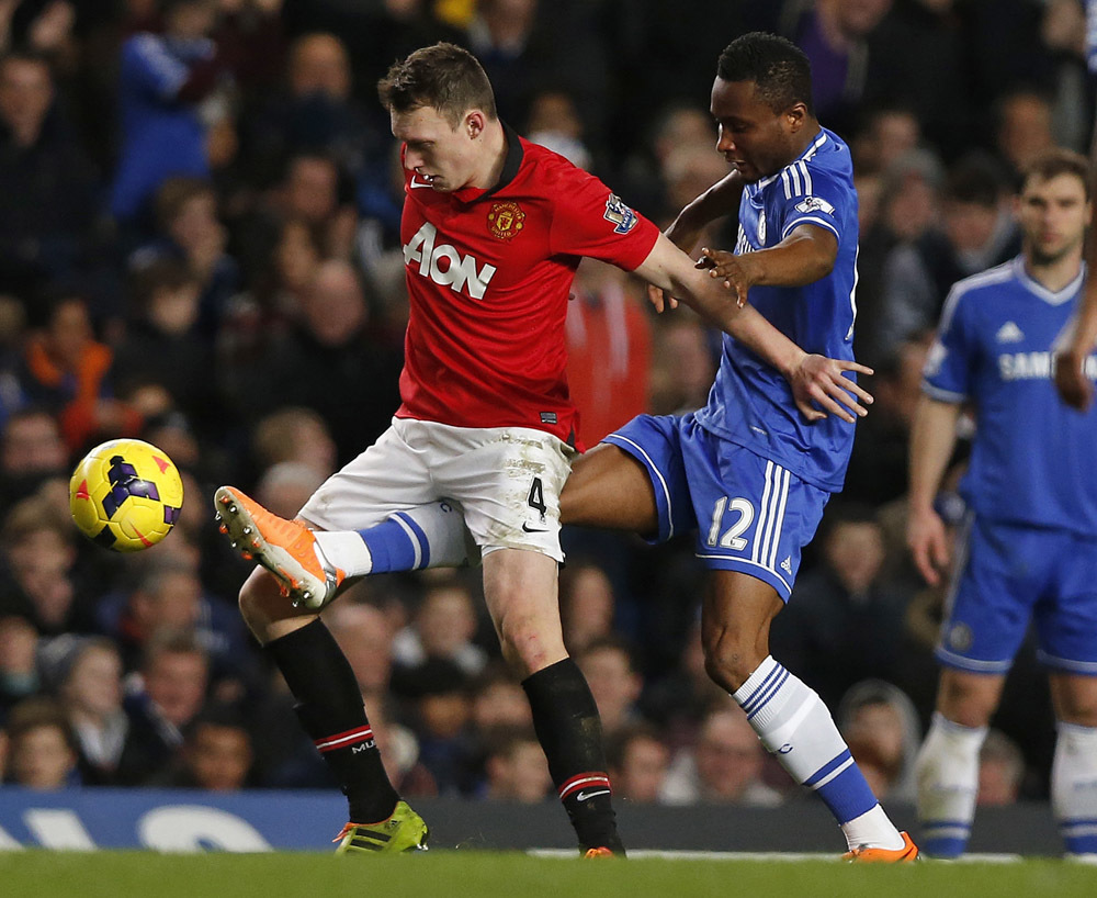 Chelsea 3, Manchester United 1