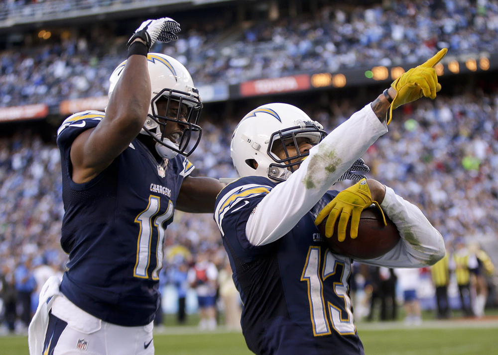 Chargers 26, Raiders 13