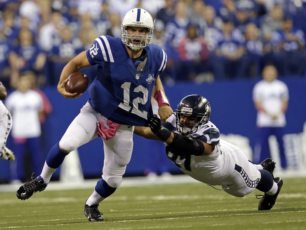 Colts 34, Seahawks 28