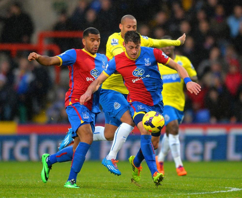 Newcastle 3, Crystal Palace 0