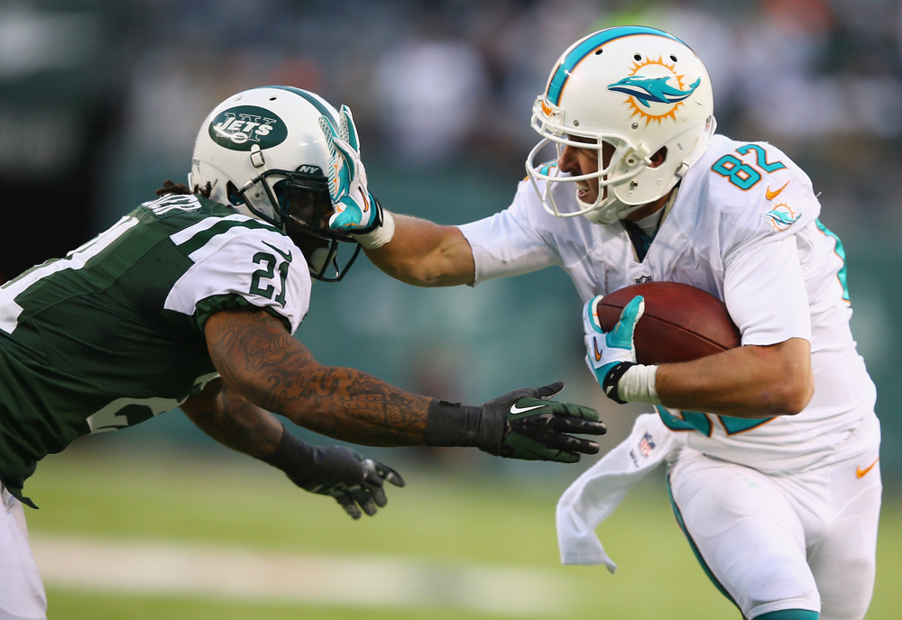 Dolphins 23, Jets 3