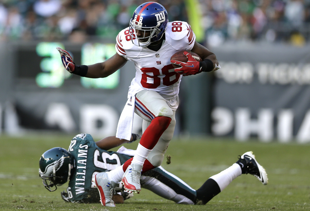 Giants 15, Eagles 7