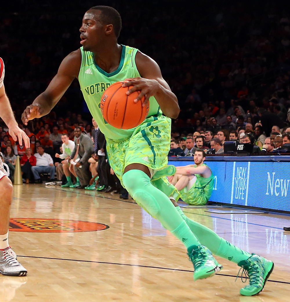 15. Jerian Grant, Notre Dame