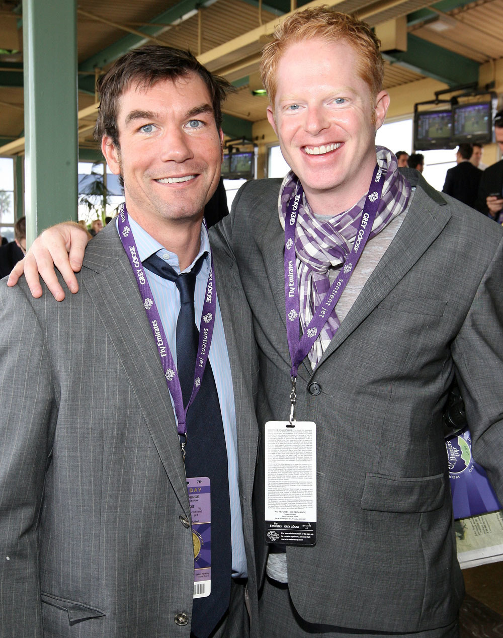 Jerry O' Connell and Jesse Tyler Ferguson