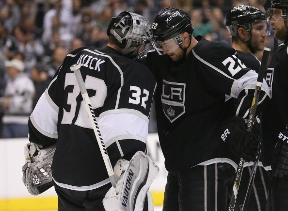 (3) Los Angeles Kings: Pacific Division