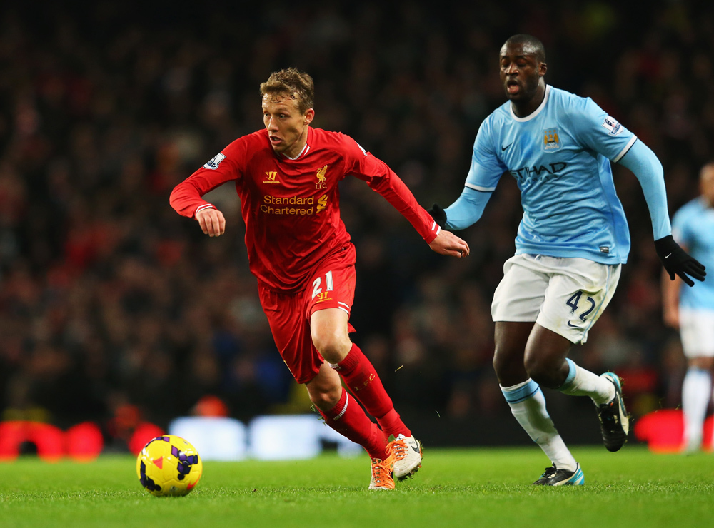 Manchester City 2, Liverpool 1