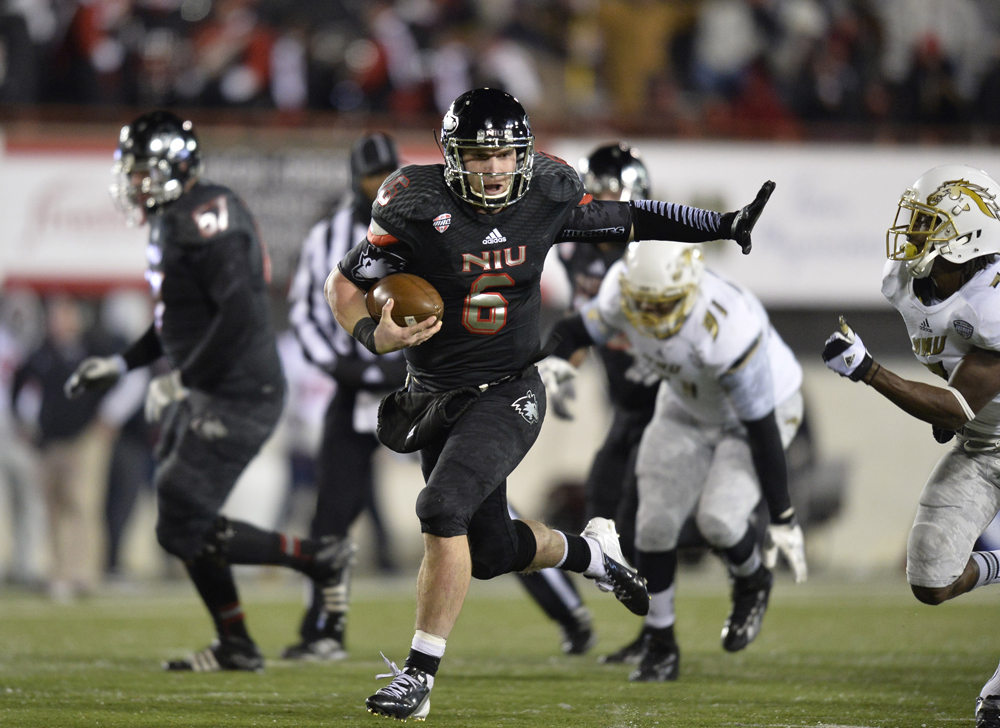 (18) Northern Illinois 33, Western Michigan 14