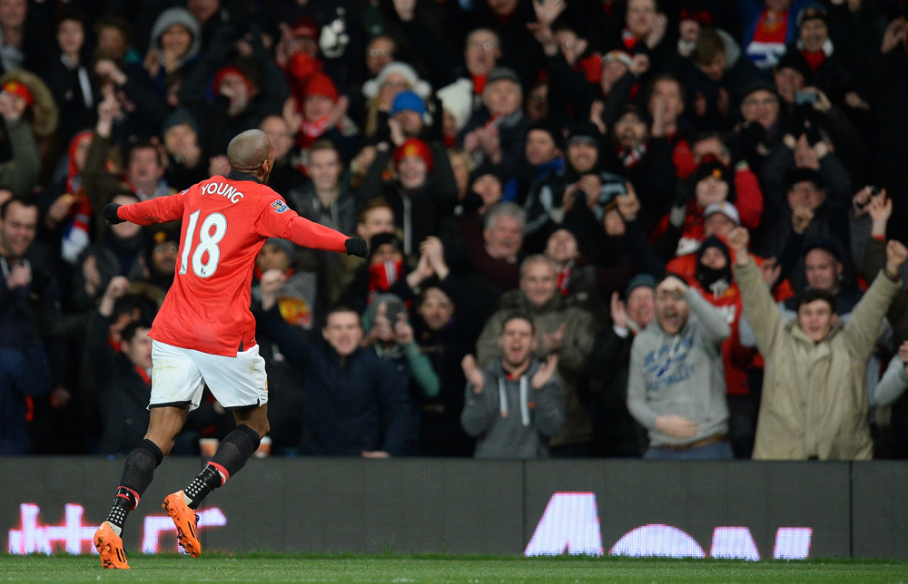 Manchester United 2, Cardiff City 0