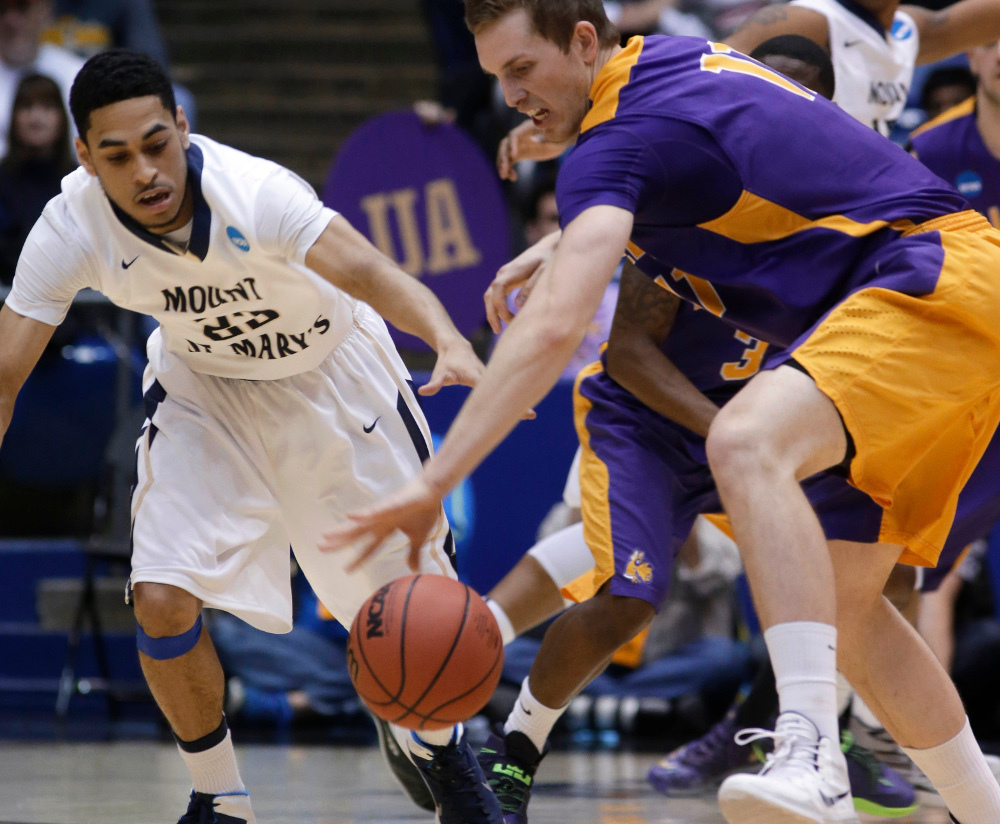 First Four: Mount St. Mary's 71, Albany 64