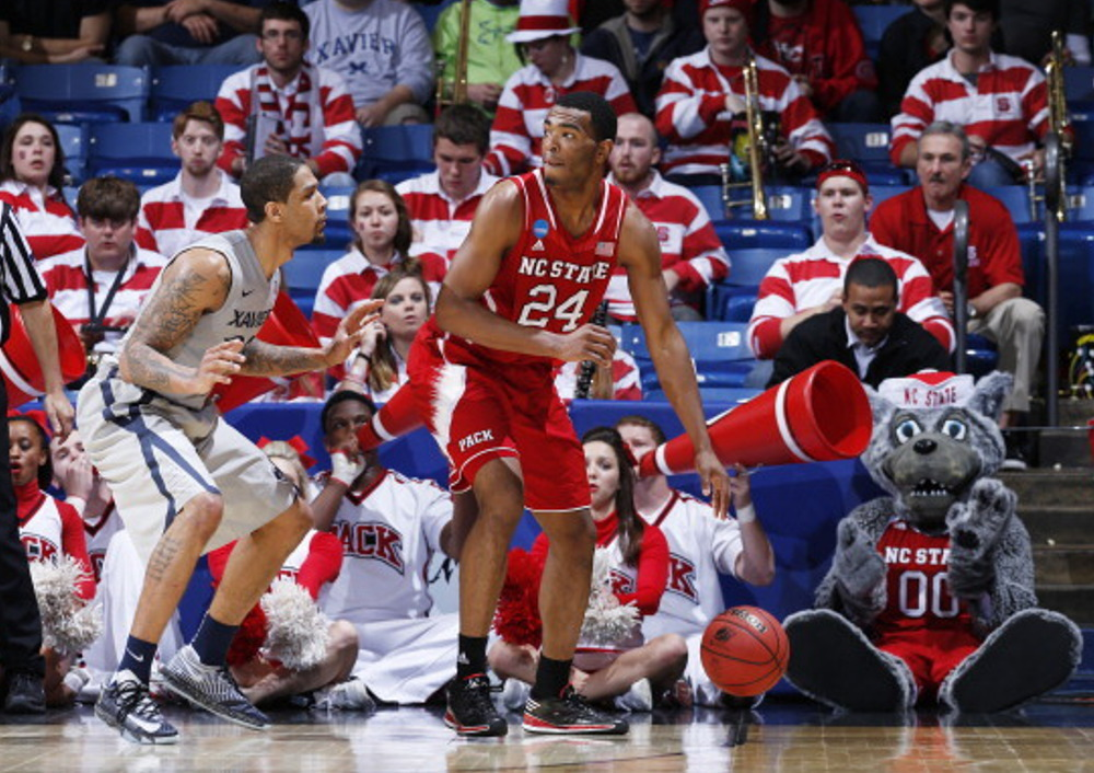 First Four: NC State 74, Xavier 59