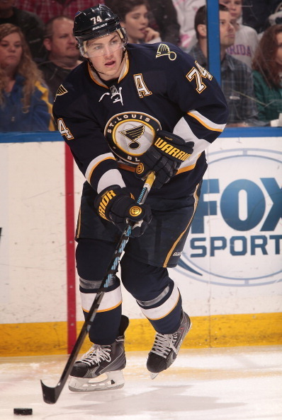 T.J. Oshie, Right Wing, St. Louis Blues
