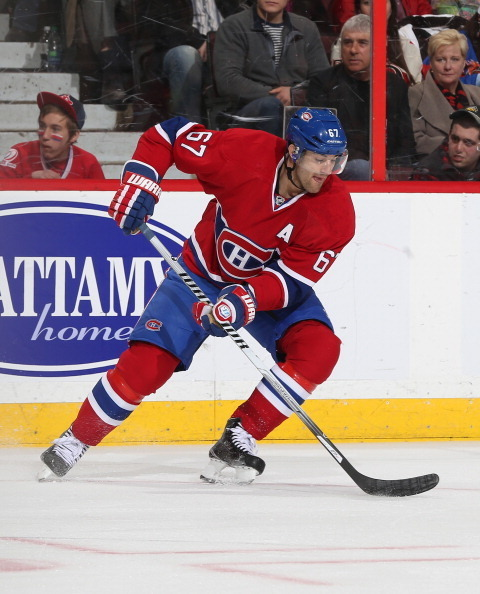 Max Pacioretty, Left Wing, Montreal Canadiens