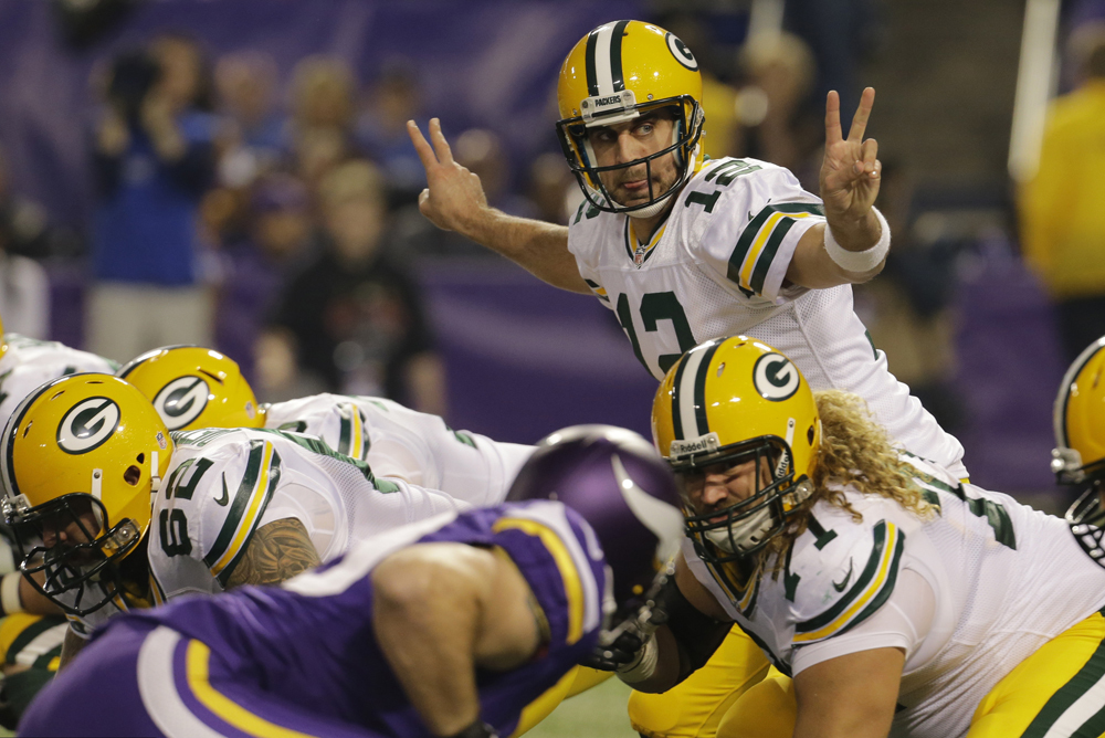 Green Bay 44, Minnesota 31