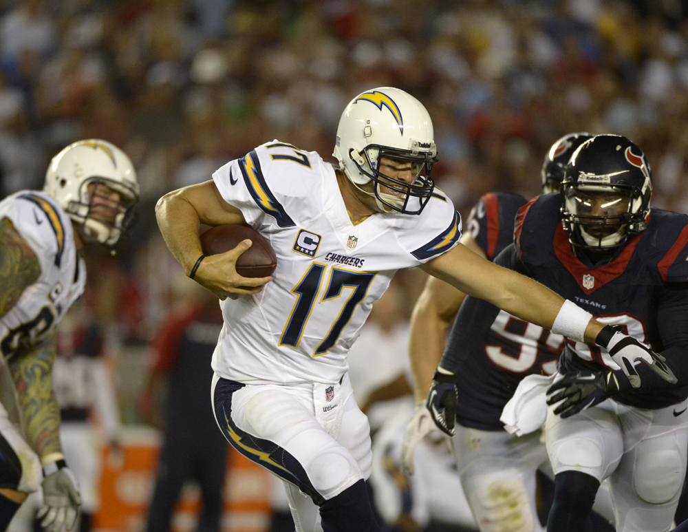 Texans 31, Chargers 28