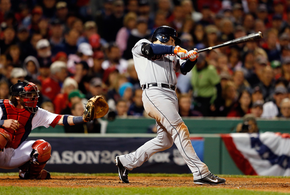 ALCS Game 2: Red Sox 6, Tigers 5