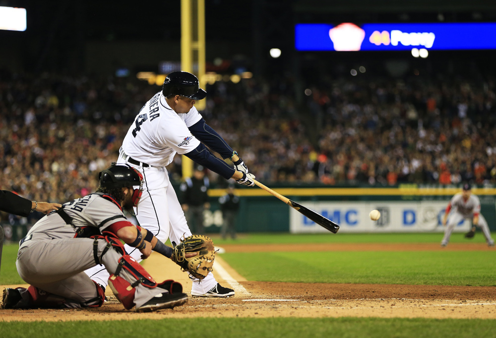 ALCS Game 4: Tigers 7, Red Sox 3