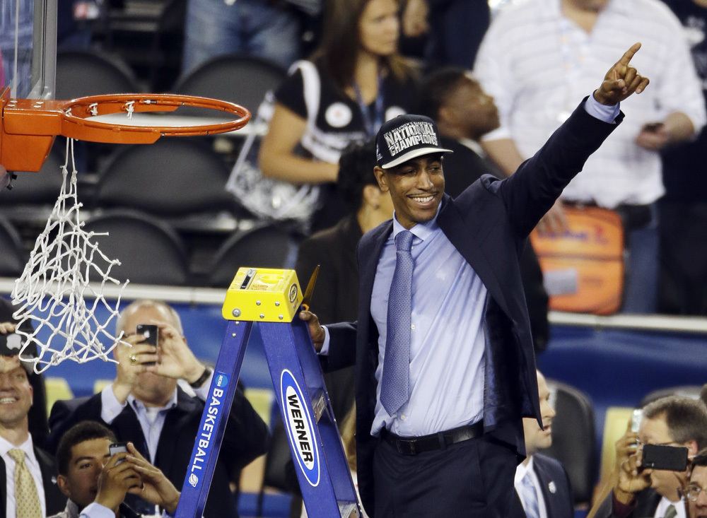 2014 NCAA national championship: UConn 60, Kentucky 54