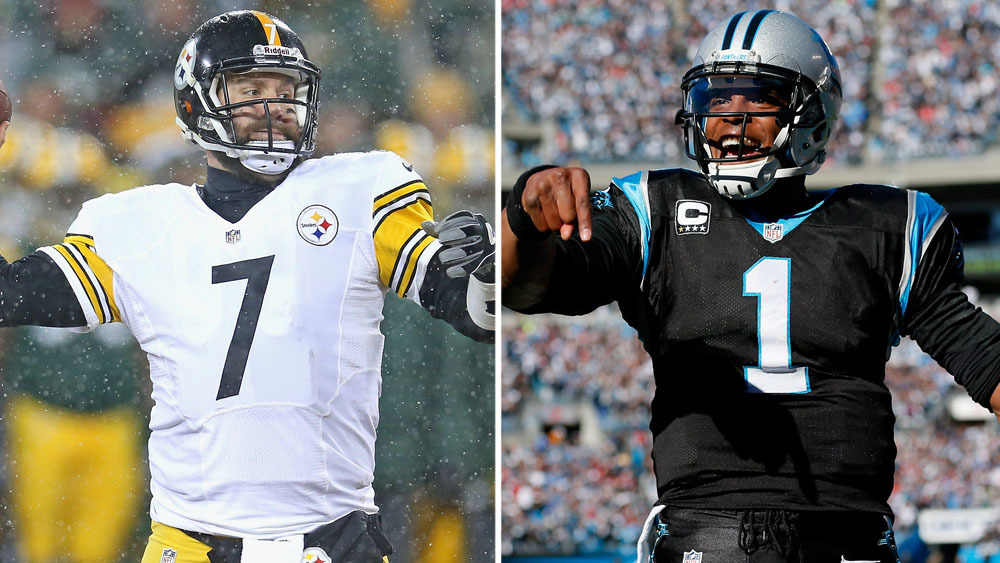 Week 3, Sun., Sept. 21: Steelers at Panthers