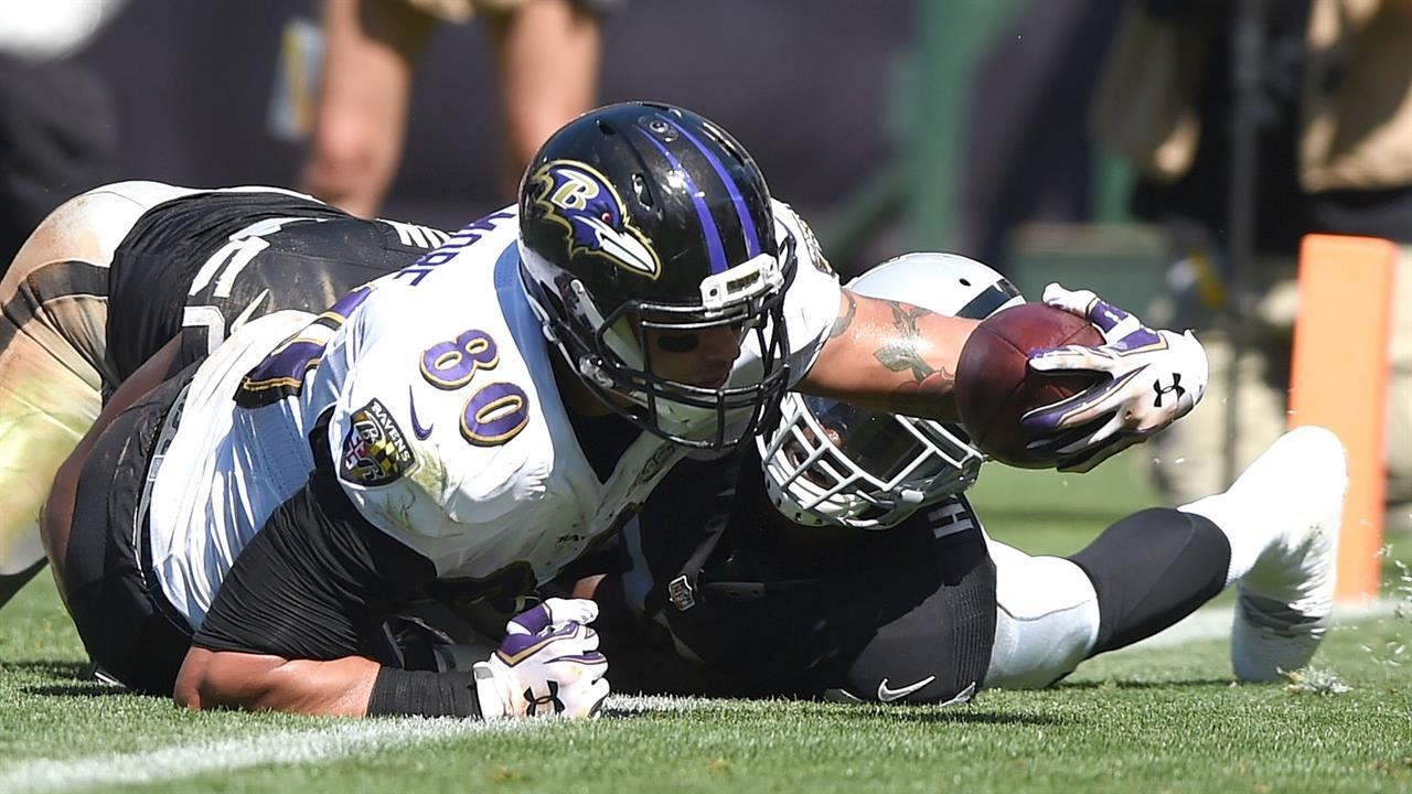 Ravens\' Crockett Gillmore a smart waiver wire pickup | NBC Sports