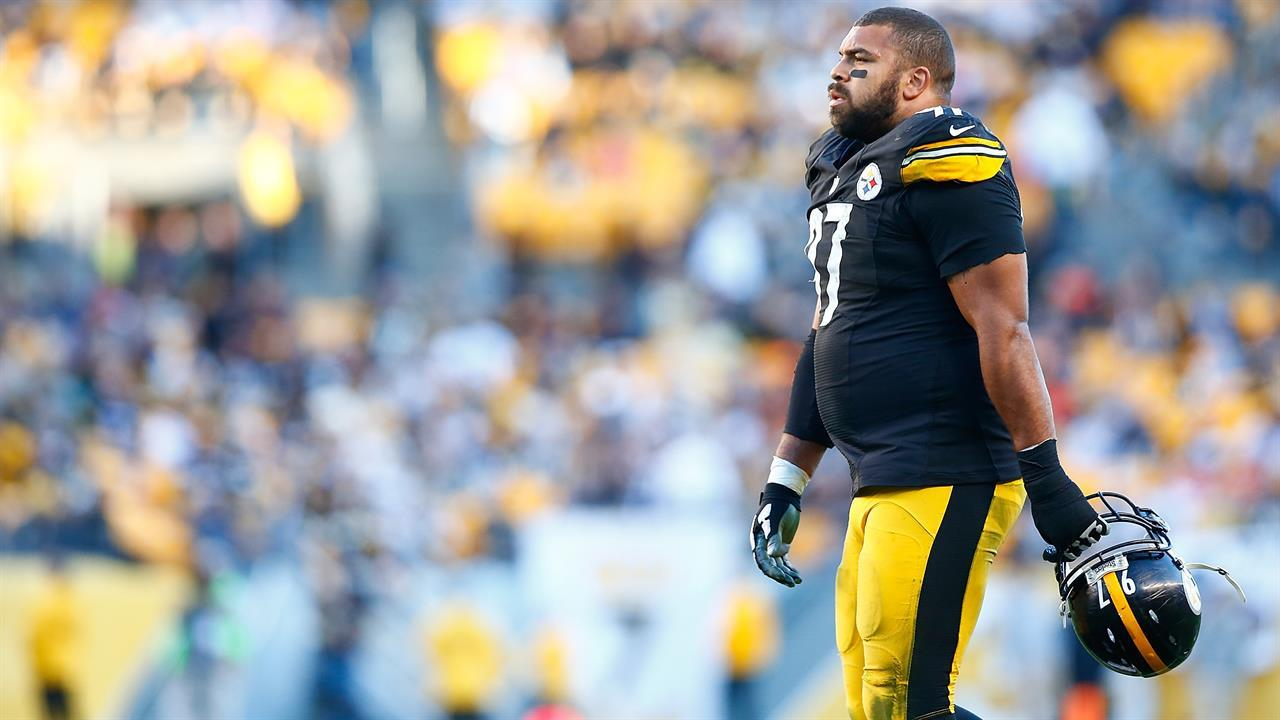 6d42fe83b78 Steelers' Cameron Heyward honored to be up for Walter Payton award