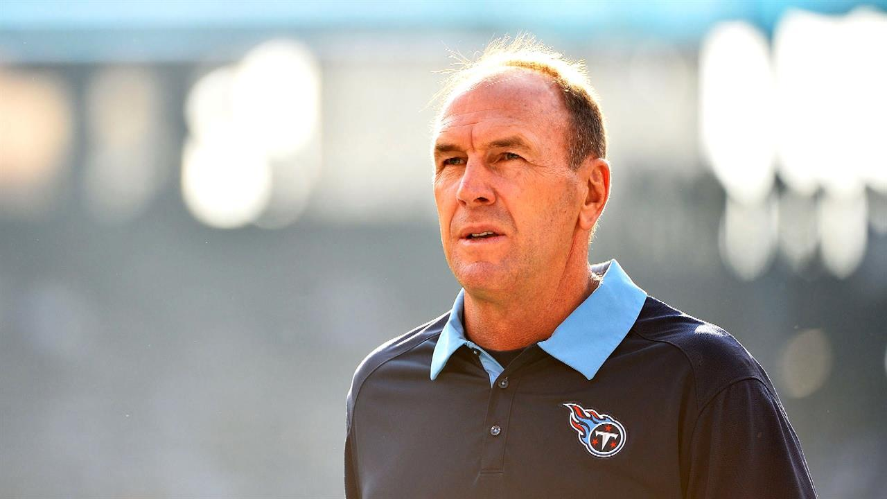 Mike Mularkey out as Titans' head coach