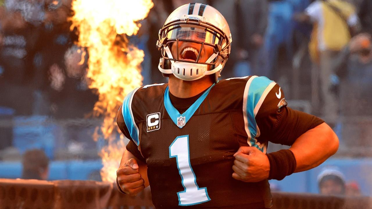 667778f4 Tony Dungy: Carolina Panthers can win even if Cam Newton isn't on ...