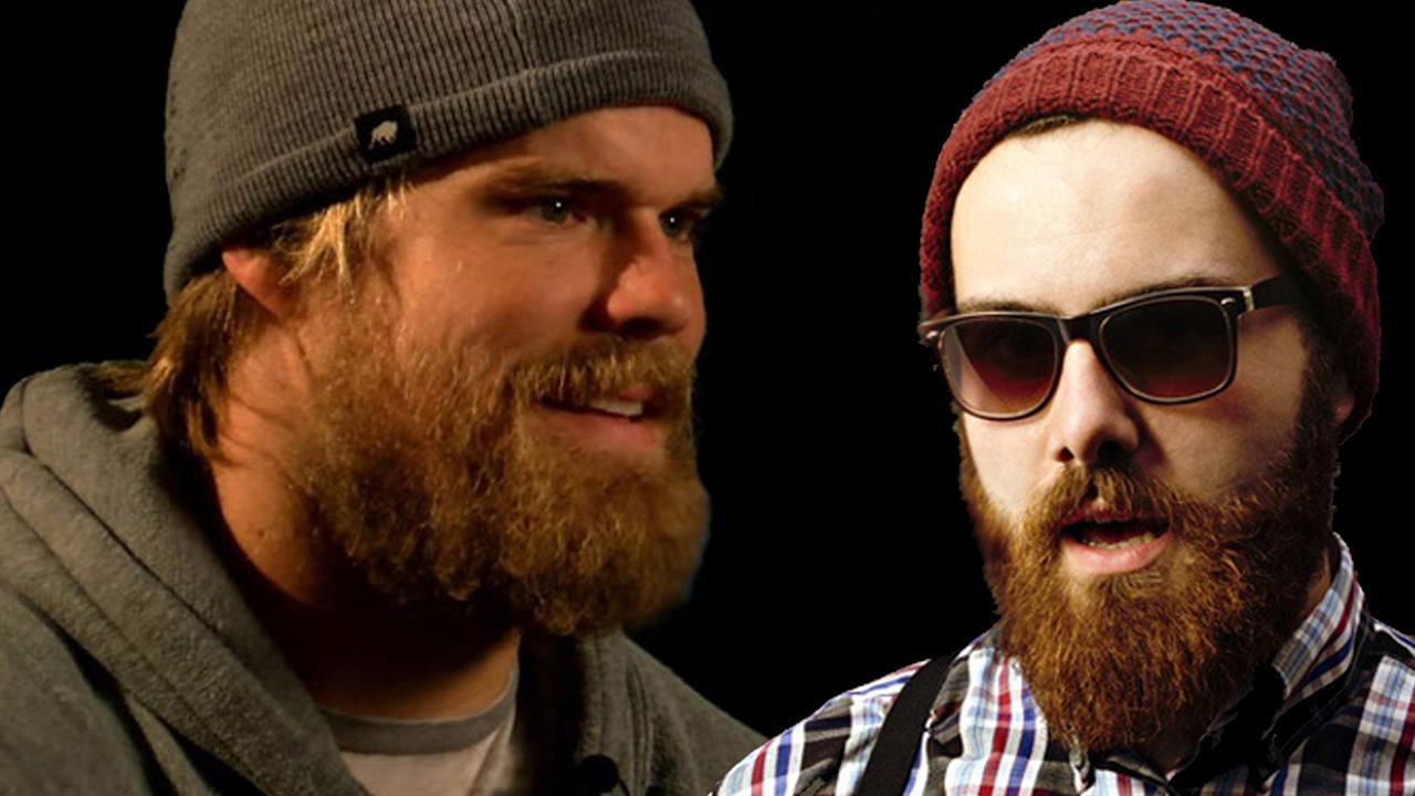 eb315f4f4 Is that Panthers TE Greg Olsen or a hipster? | NBC Sports